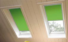 Dachfenster-verdunkelungsrollos